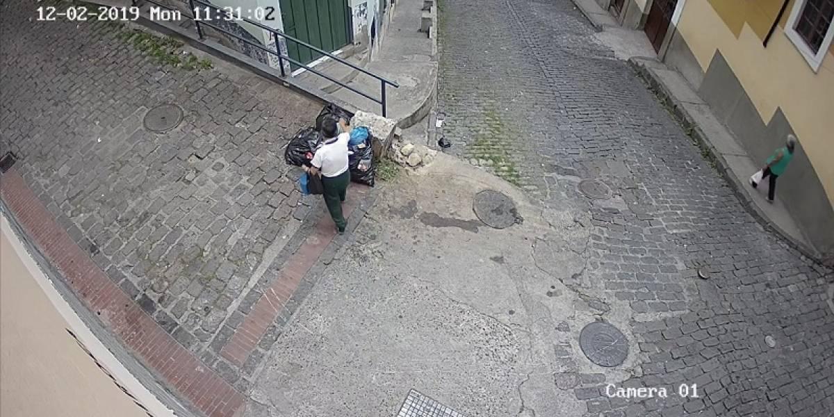 Quito: Se colocarán cámaras de vigilancia para monitorear quién bota basura en la calle
