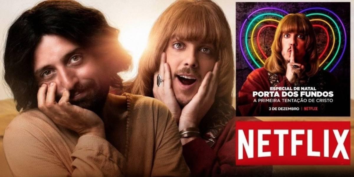 (Video) Producción con un Jesucristo gay en Netflix desata polémica