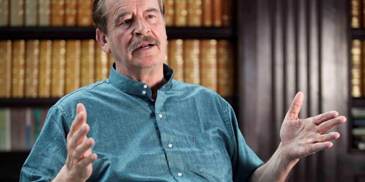 """""""La legalización es el camino"""", Vicente Fox"""