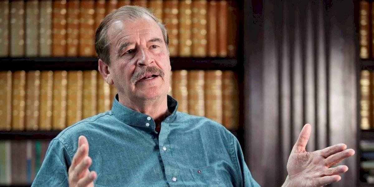 """""""La legalización es el camino"""": Vicente Fox"""