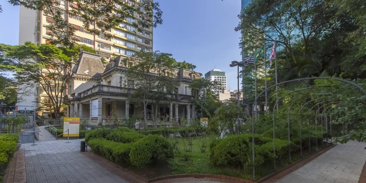 Casa das Rosas, na avenida Paulista, terá obras de restauro a partir de 2020