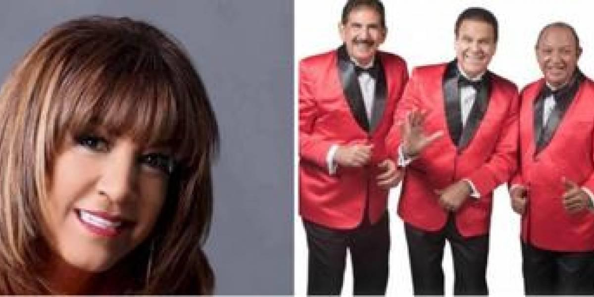 El Conjunto Quisqueya  y Milly Quezada cantarán el viernes 27 en el Jaragua