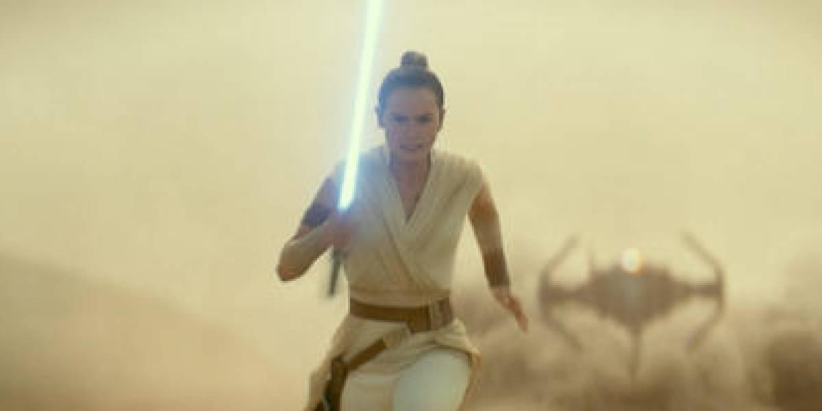 "Daisy Ridley: ""El ascenso de Skywalker es un gran tributo a Leia"""