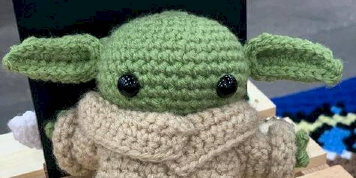 Los 'Baby Yoda' hechos en casa