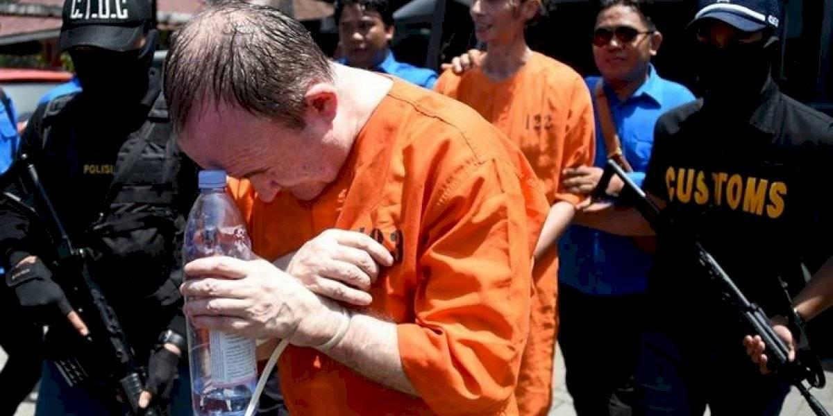Arriesga pena de muerte: Detienen a empresario chileno en Indonesia por narcotráfico