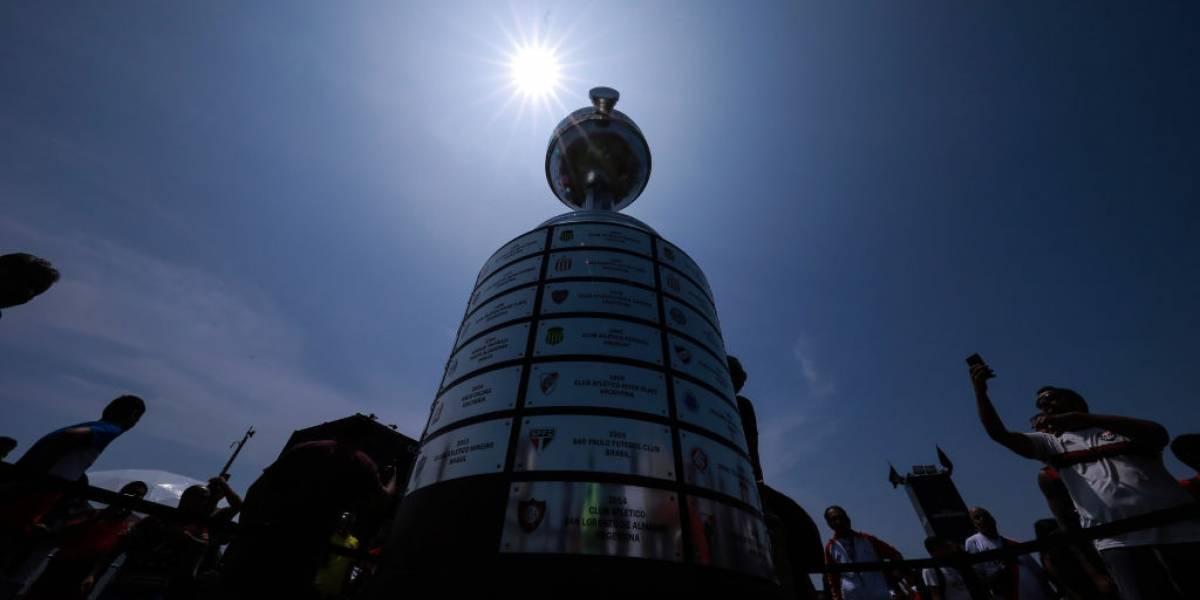 Rumbo a Río de Janeiro 2020: Así quedaron los grupos de la Copa Libertadores