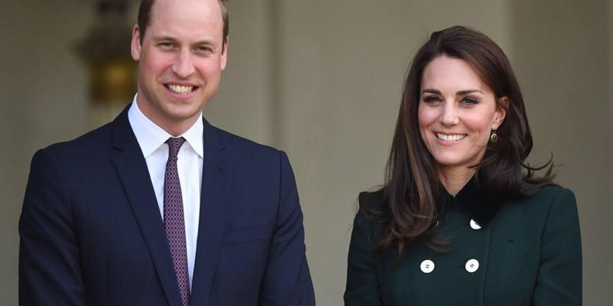 Revelan la tarjeta de Navidad de los duques de Cambridge