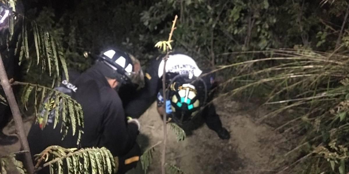 Localizan cadáveres de mujeres semienterrados en San Pedro Ayampuc