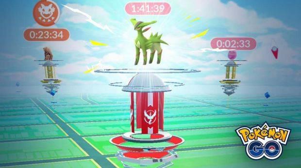Pokémon Go Virizion