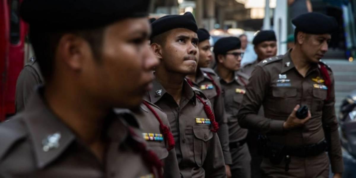 La Policía de Tailandia detiene al 'Jack, El Destripador' tailandés
