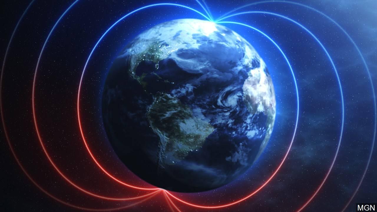 Polo Norte magnético de la Tierra cambia de rumbo hacia Siberia