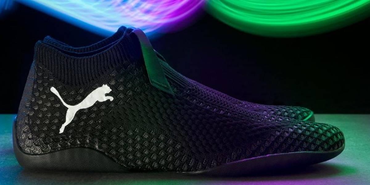 Imperdible: Puma lanza zapatillas gamer que parecen calcetines