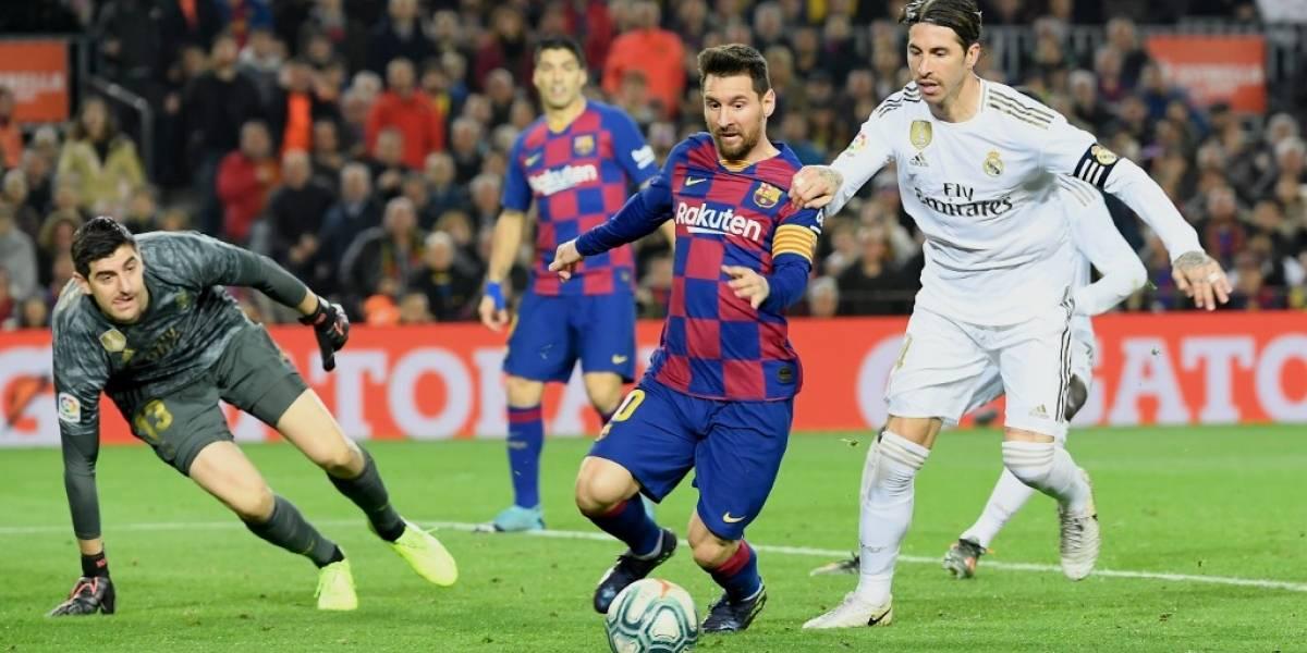Se confirma la fecha y hora del clásico Real Madrid vs FC Barcelona