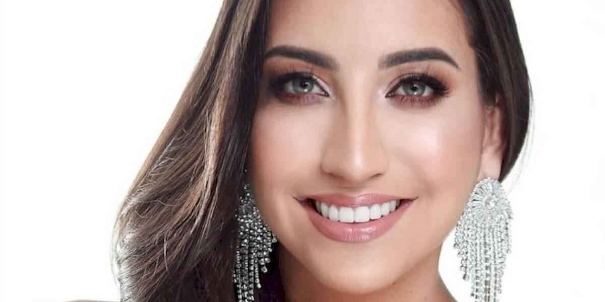 Daileen Vega camino a la final de Miss Intercontinental 2019