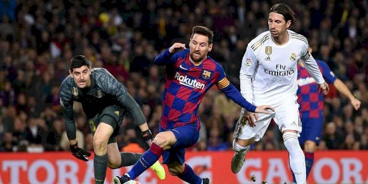 El Superclásico español no tuvo ganador