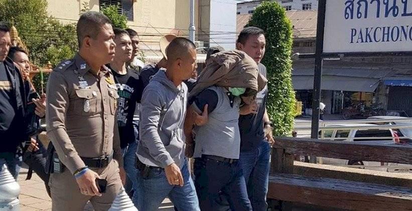 La Policía de Tailandia detiene al