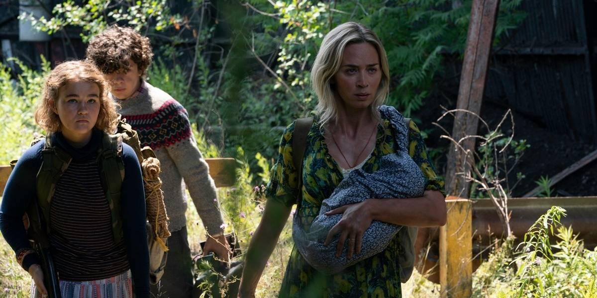Trailer de 'Um Lugar Silencioso 2' é divulgado
