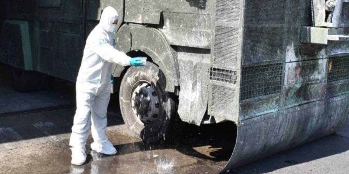 """Agua del """"guanaco"""": Los resultados del informe que Carabineros entregará al Gobierno"""