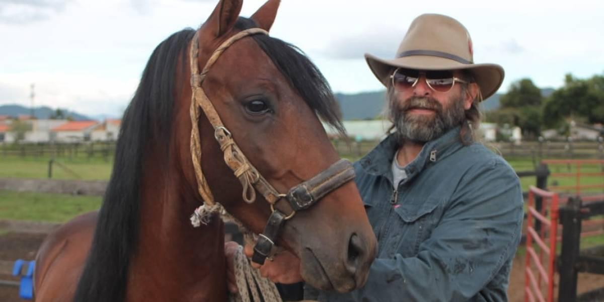 """La propuesta del 'domador de caballos' para que termine la """"tracción a sangre"""""""