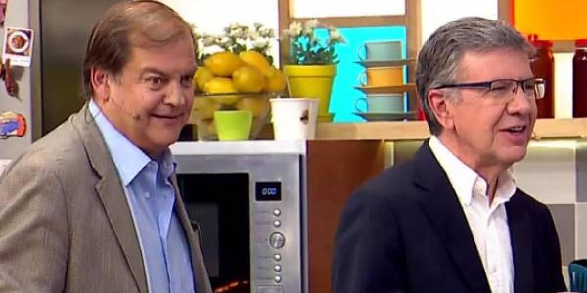 """""""Si, yo sería el muñeco de Melón y Melame"""": Francisco Vidal se define e ironiza sobre la dupla mediática con Joaquín Lavín"""