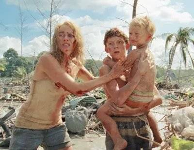 Lo Imposible Tom Holland