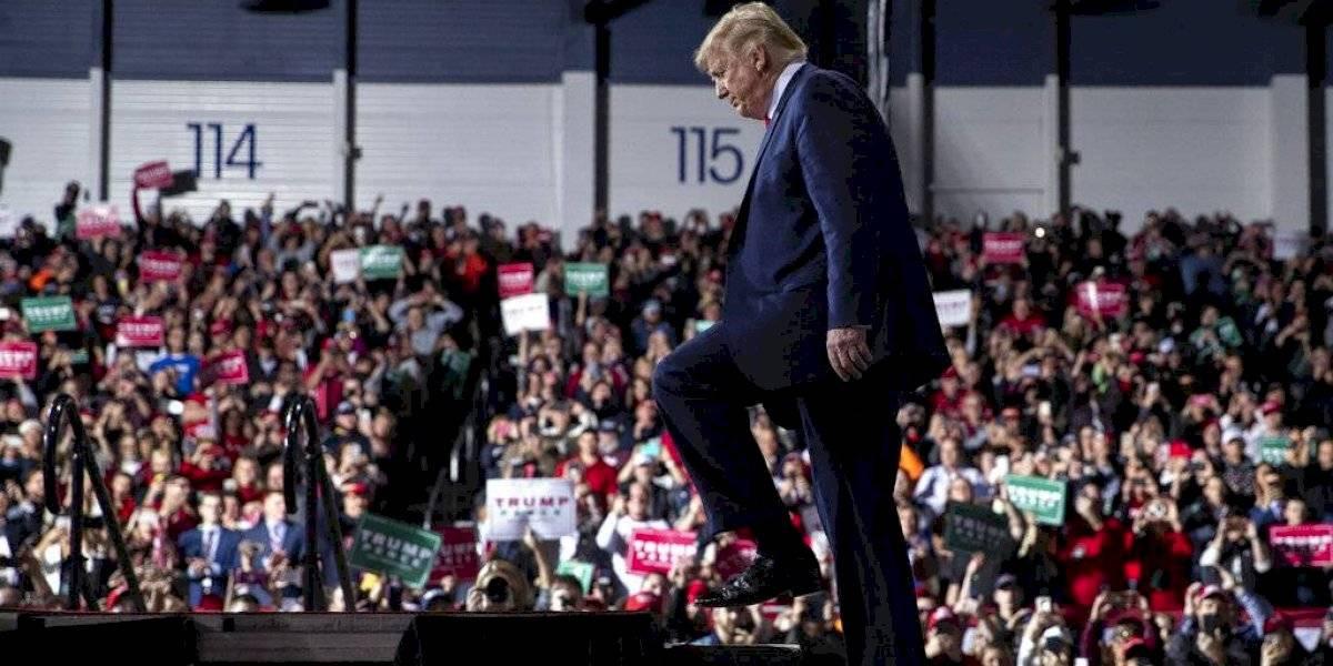 En el aire cuándo iniciará el juicio político a Donald Trump