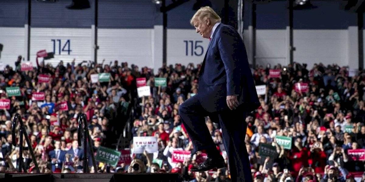 Trump puede recopilar datos de ciudadanía