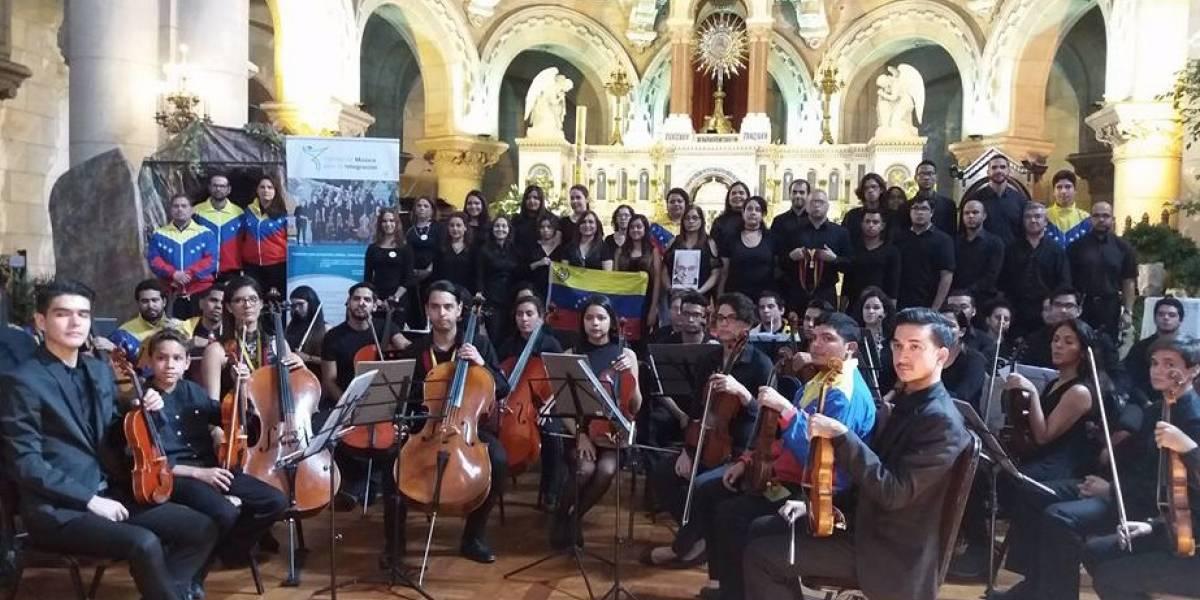 Música para la Integración y Acnur invitan a conciertos sinfónicos navideños con entrada liberada