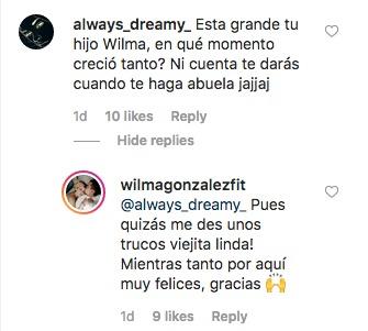 Wilma González