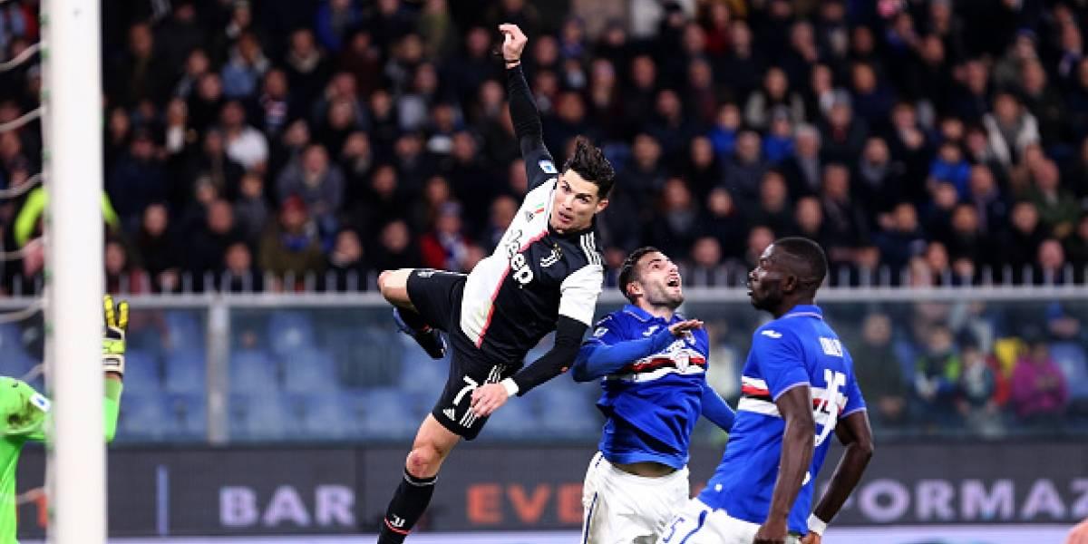 Se suspende la Serie A del fútbol de Italia y todo evento deportivo por coronavirus