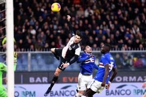 Cristiano Ronaldo, gol de cabeza