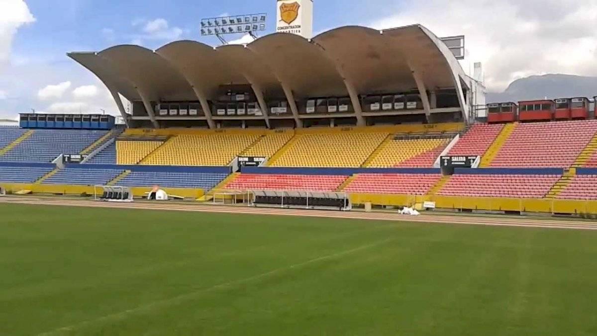 Estadio Olímpico Atahualpa Internet