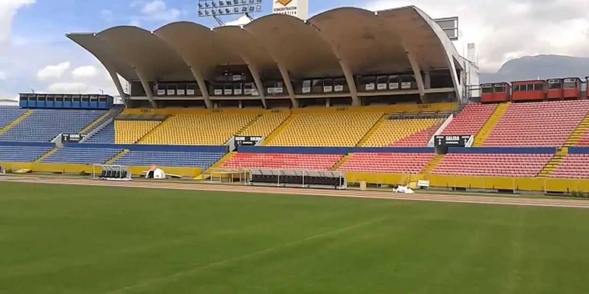 El Atahualpa no aprueba para que Ecuador juegue las eliminatorias