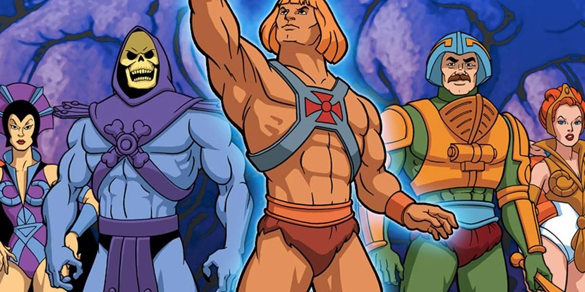 'He-Man' vai ganhar nova série animada pela Netflix