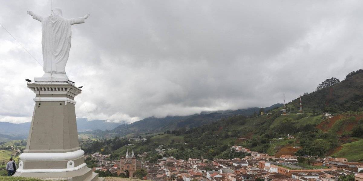 Jericó, la joya de Antioquia, vuelve a brillar después de la emergencia