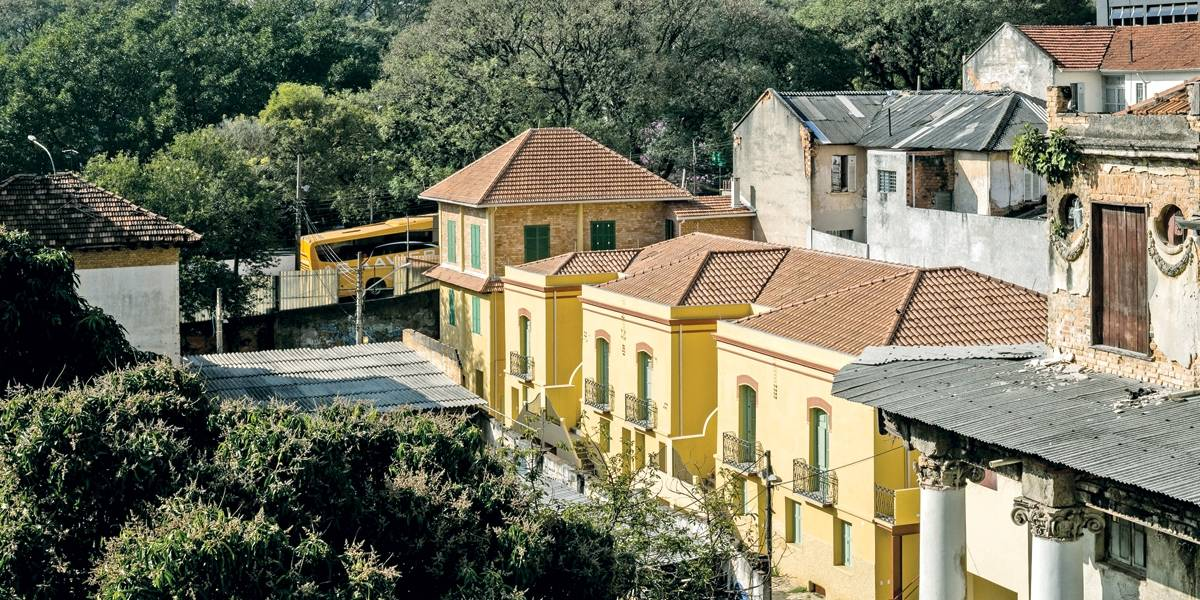 Primeira fase do restauro da Vila Itororó, na Bela Vista, é entregue