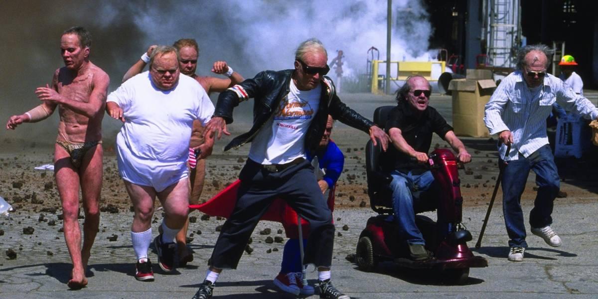 Johnny Knoxville tiene trabajo: existirá la película Jackass 4