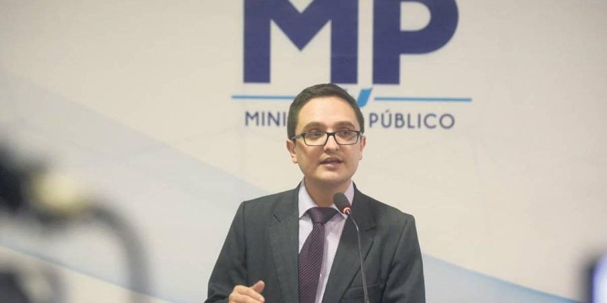 Asociación de fiscales del MP expresa apoyo al jefe de la FECI