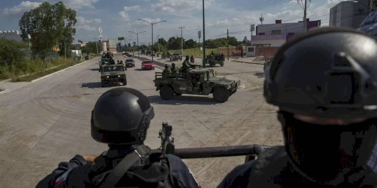 'Furia Negra': policías rebeldes que hacen videos contra el narco