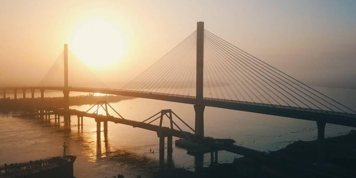 La apertura del nuevo El Puente Pumarejo en cifras en Barranquilla