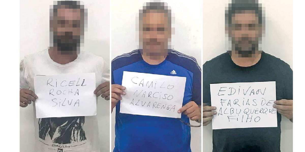 Secretaria nega que fotos sejam de presos em rinha de cães em Mairiporã