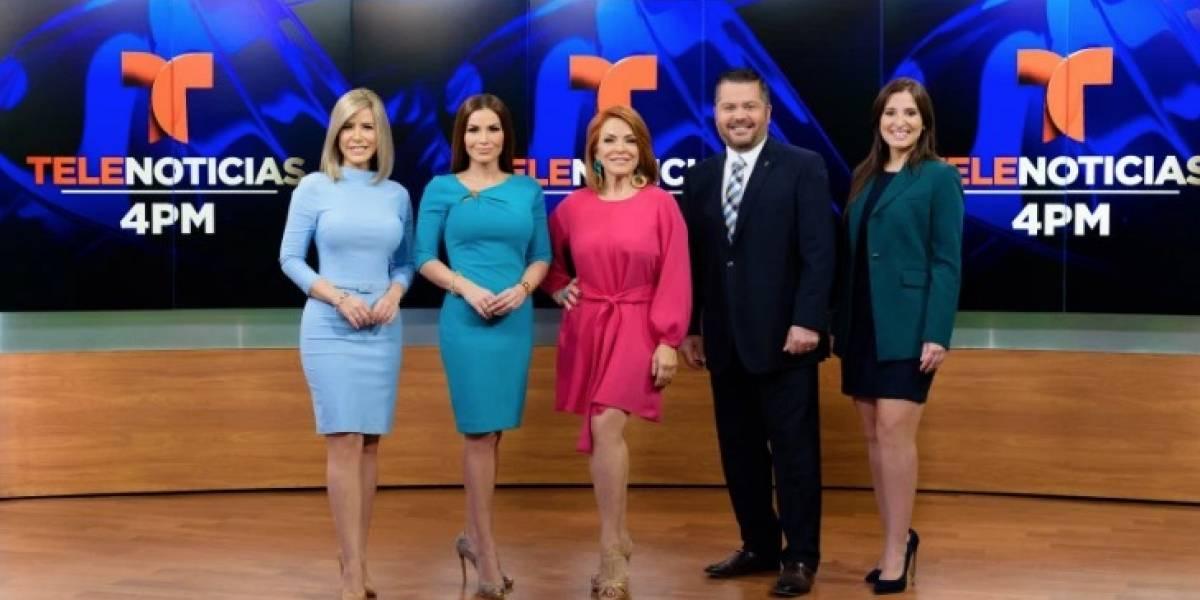 Telemundo anuncia nueva edición de Telenoticias