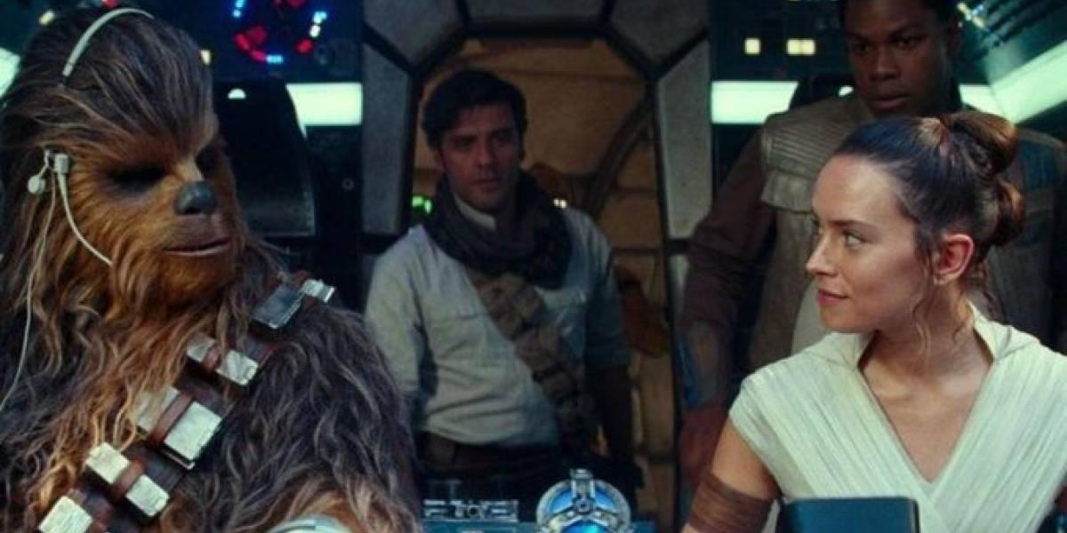 """Star Wars: El ascenso de Skywalker es criticada como un """"épico fracaso"""""""