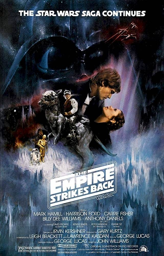 Poster Star Wars - episódio 5