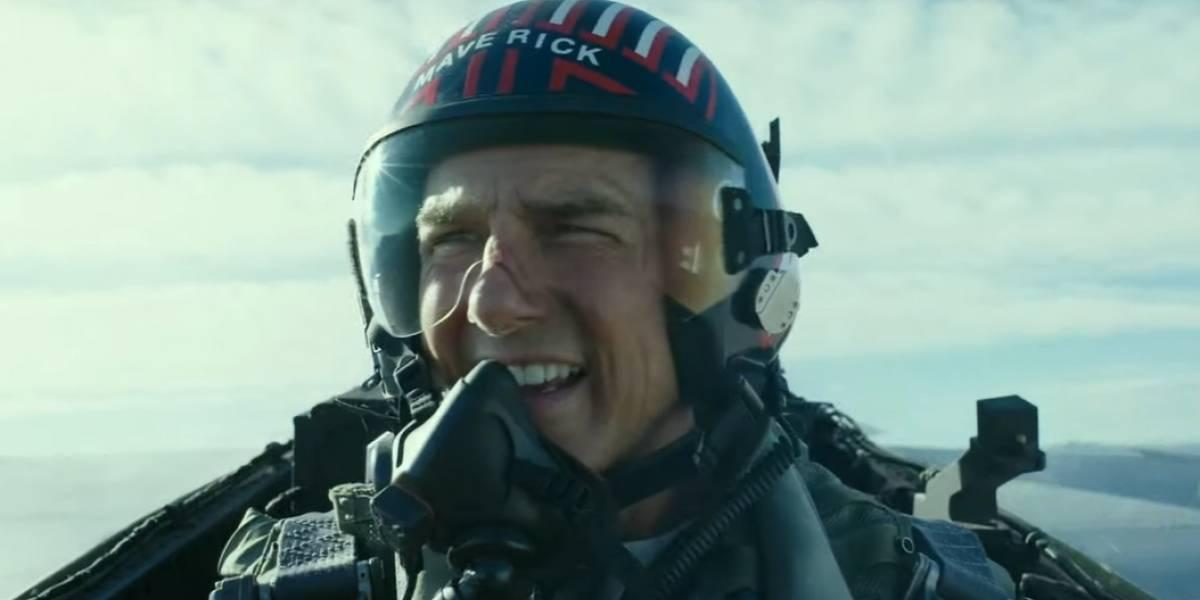 Tom Cruise fala sobre cenas de ação em bastidores de 'Top Gun: Maverick'