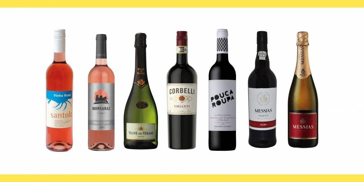 Um brinde! Confira boas sugestões de vinhos para celebrar o Natal e o Ano Novo