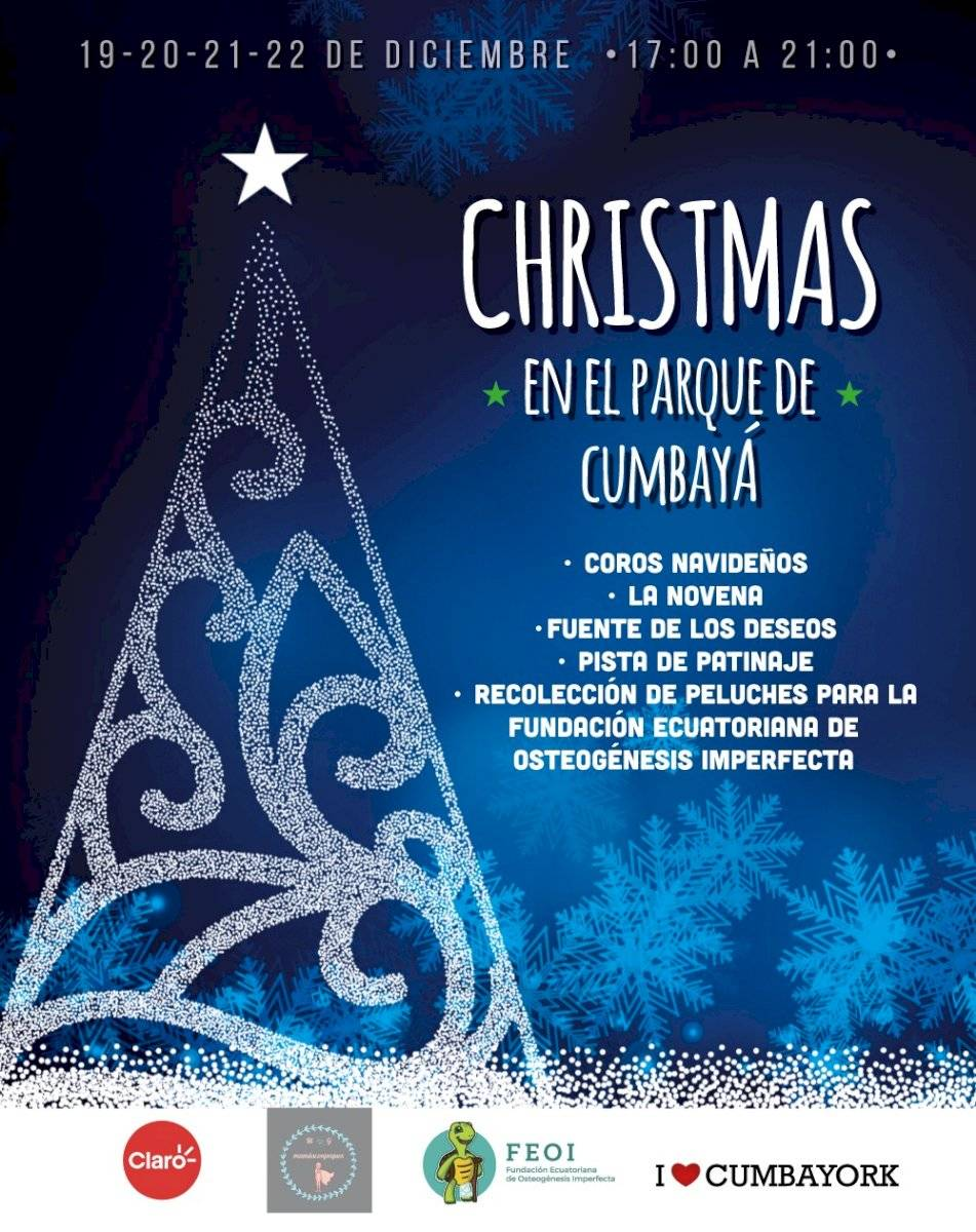 Navidad en Cumbayá