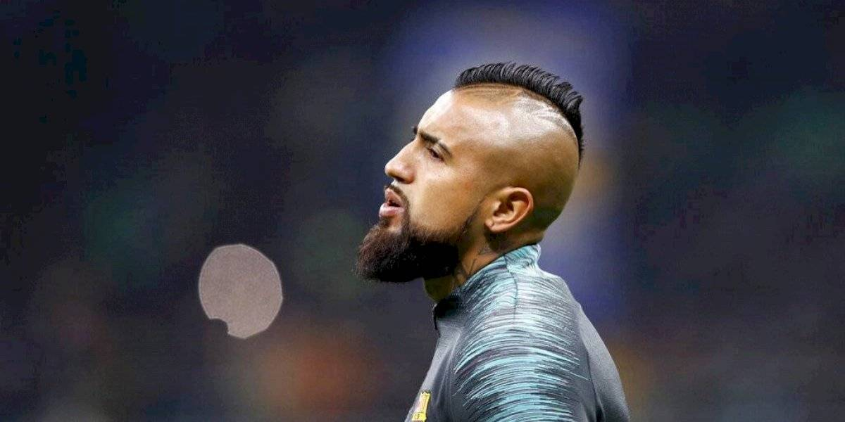 El categórico mensaje de Ernesto Valverde ante la posible partida de Arturo Vidal al Inter de Milán