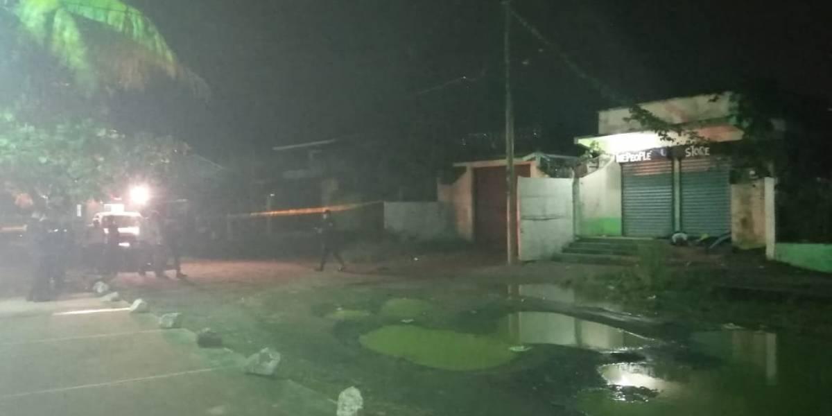 Tiroteo en Puerto Barrios, Izabal, deja dos muertos y un herido