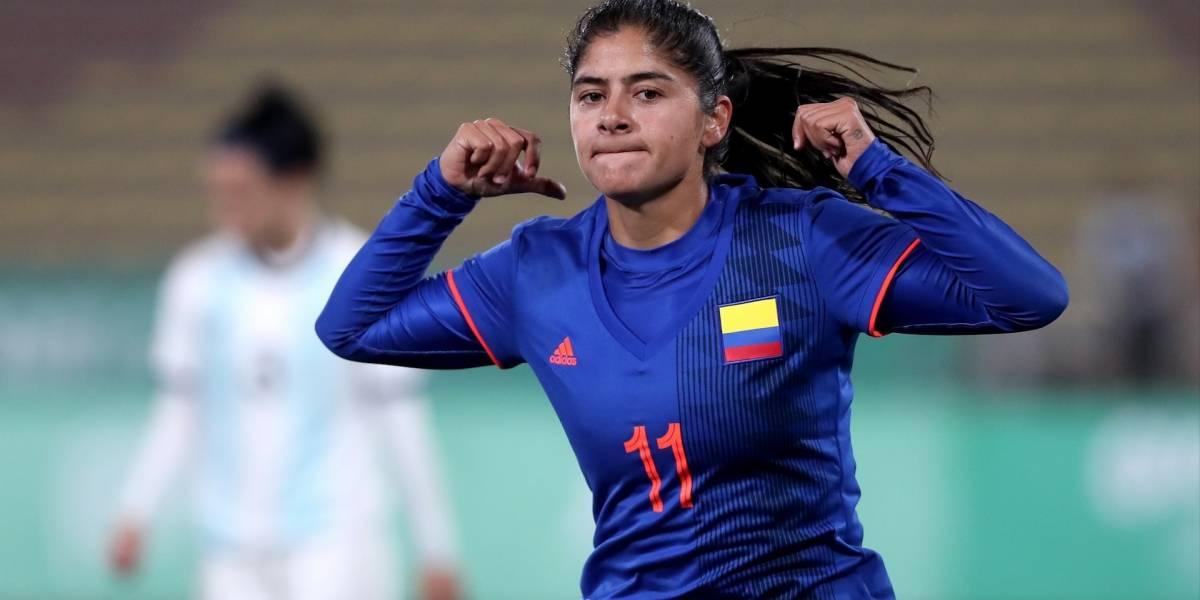 Catalina Usme lanzó fuerte advertencia a la Dimayor por la continuidad del fútbol profesional femenino